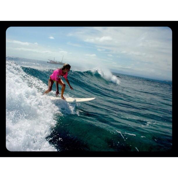 @marisamiller: Bummer summers over. Tavarua, Fiji #tbt #goodtimes