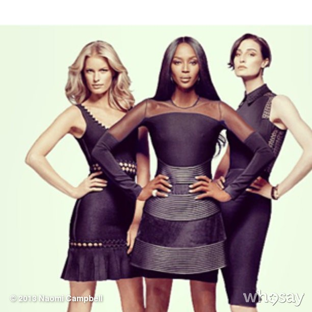 @iamnaomicampbell: #The FaceUk September 30th at 9pm on #skyliving @Erin_O_Connor @carolinewinnerg