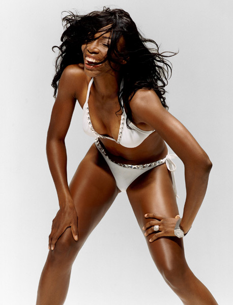 Venus Williams :: Paul Lange/SI (2005)