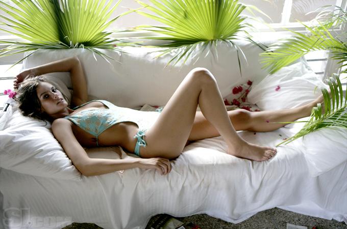 Melissa Baker :: Raphael Mazzucco/SI