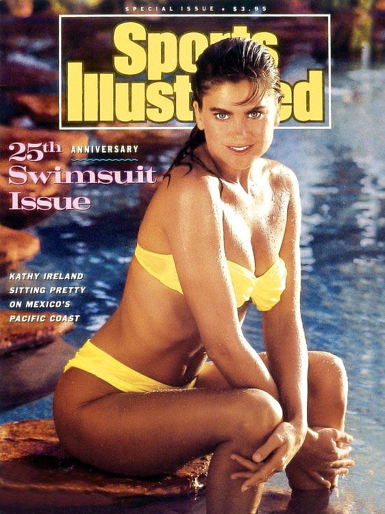 1989 - Kathy Ireland