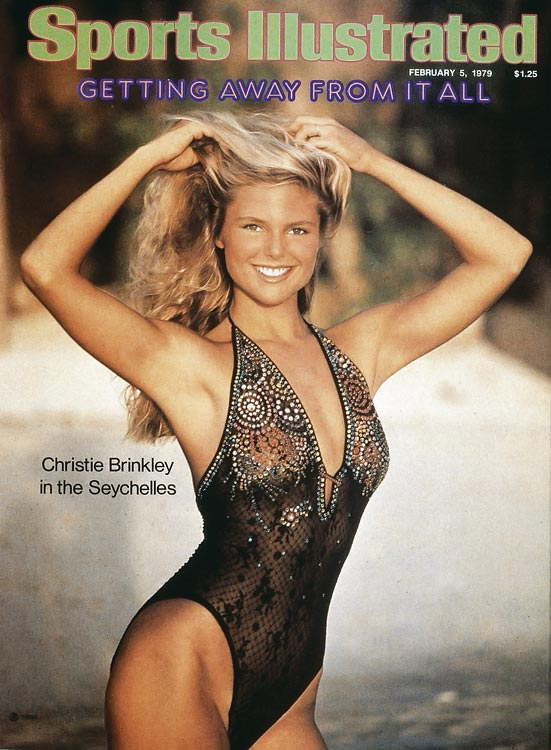 1979 - Christie Brinkley