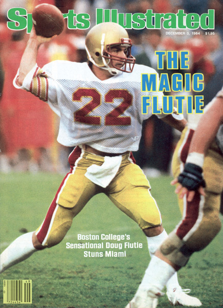 Happy 51st birthday to Doug Flutie. (Heinz Kluetmeier/SI)