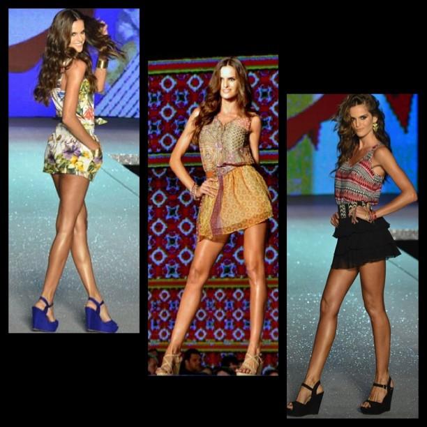 @iza_goulart: Parabéns @cea_brasil !! Pelo o maior desfile a céu aberto já feito no brasil!! Descontração na passarela!! Emocionante !! Last night at C&A Fashion show in Rio De Janeiro!Fun in the runway!! #poderosasdobrasil #fashion #
