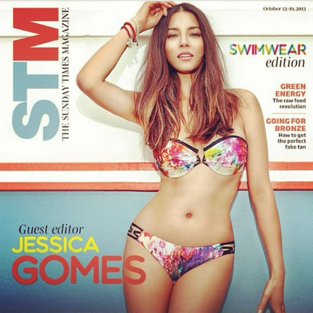 @iamjessicagomes: @stmperth #isolabymegangale Australian swimwear summer Edition.