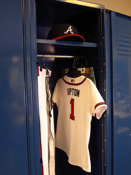 Kate Upton's jersey :: Photo by Darcie Baum