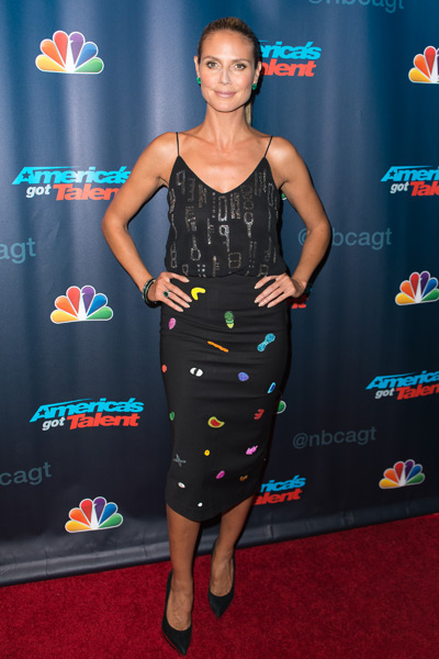 Heidi Klum :: Getty Images