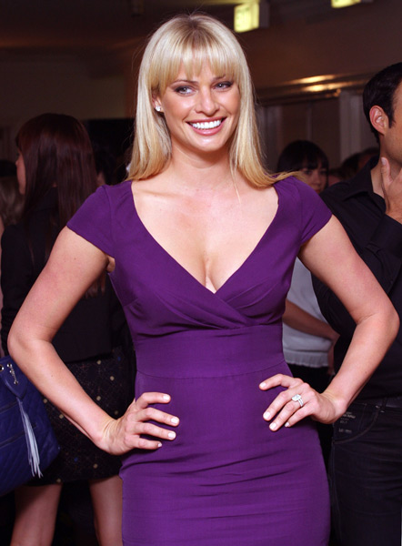 Hinze attends the Brisbane Fashion Forum breakfast as part of the 2009 Mercedes-Benz Fashion Festival. (Bradley Kanaris/Getty Images)