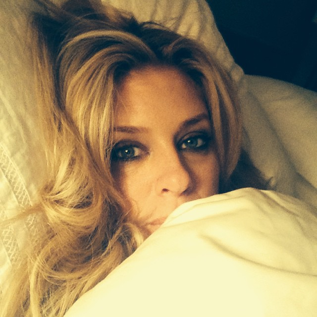 @rachelhunterx: Cut 2.... Bed & Flu not taken my makeup off. Goodnite all you Angels