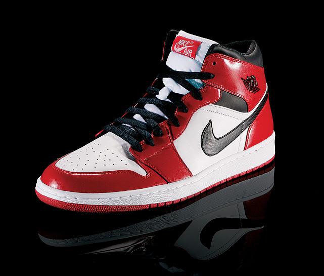 Air Jordan I (1984) :: Courtesy of Jordan Brand