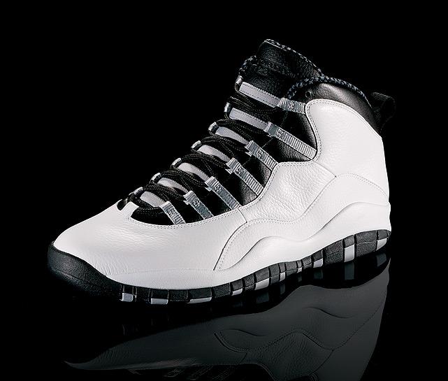 Air Jordan X (1995) :: Courtesy of Jordan Brand