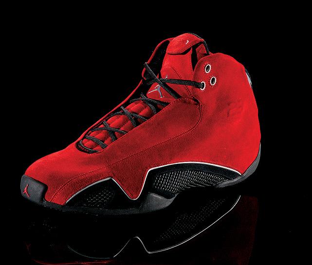 Air Jordan XX1 (2006)  :: Courtesy of Jordan Brand