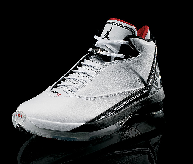 Air Jordan XX2 (2007) :: Courtesy of Jordan Brand
