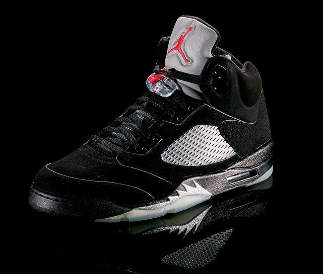 Air Jordan V (1990) :: Courtesy of Jordan Brand