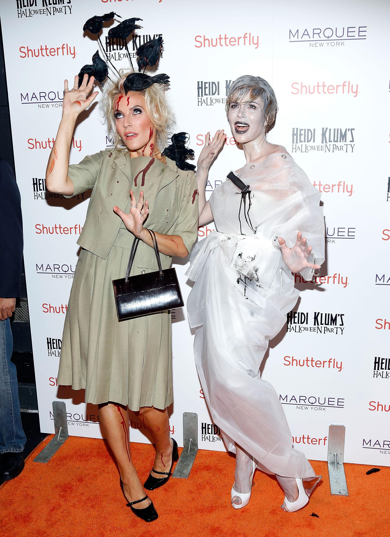 Designers Keren Craig and Georgina Chapman