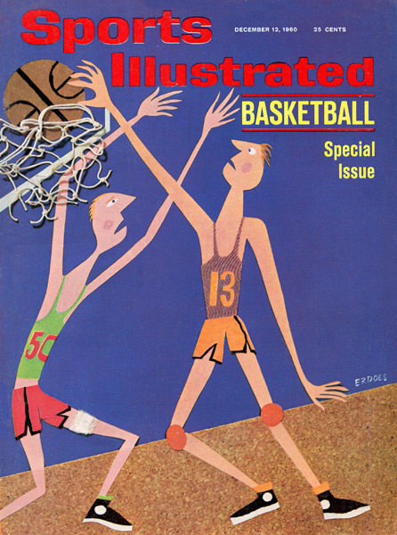 5. Animated players (1960) :: Richard Erdoes/SI
