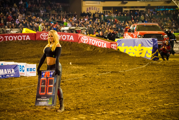 Dianna Dahlgren :: Courtesy of Monster Energy Supercross
