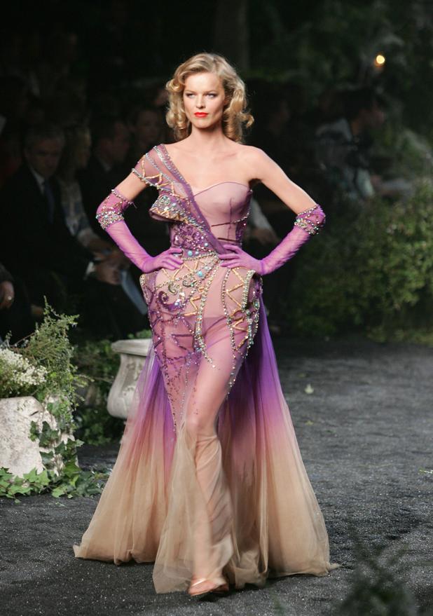 Dior Haute Couture, 2005  ::  Tony Barson/WireImage