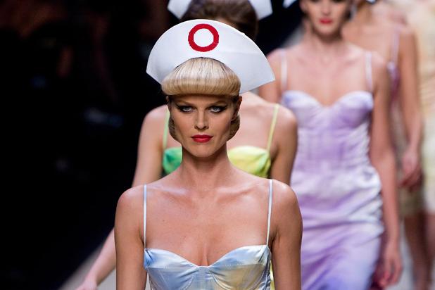Louis Vuitton, 2008  ::  Lorenzo Santini/WireImage