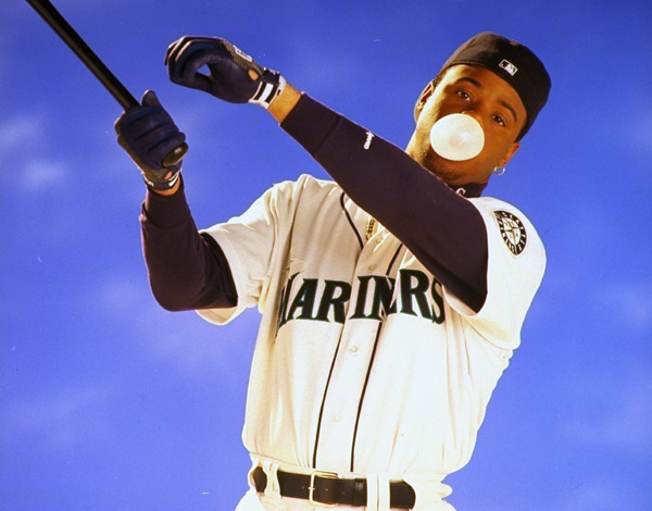 Ken Griffey Jr. :: Peter Read Miller/SI
