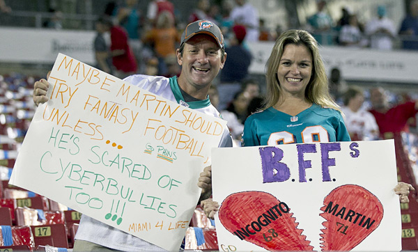 Dolphins Fans :: Joe Rimkus Jr./Getty Images