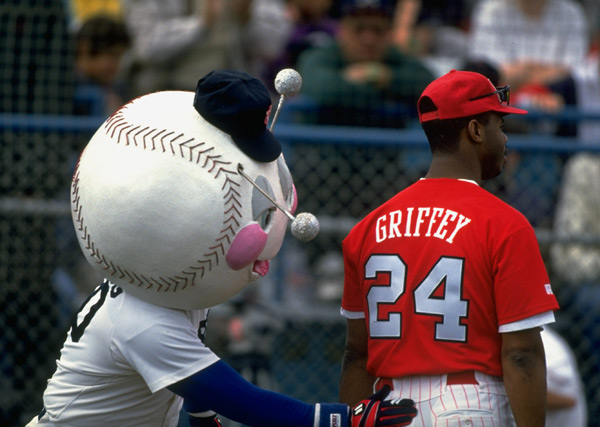 Ken Griffey Jr. (1994) :: VJ Lovero/SI