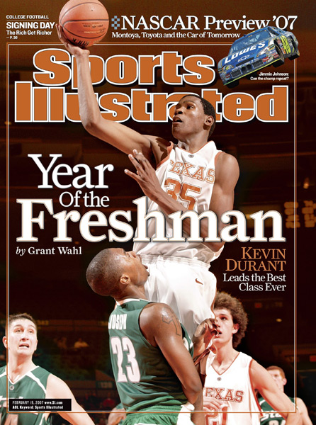 7. Kevin Durant (2006) :: Damian Strohmeyer/SI