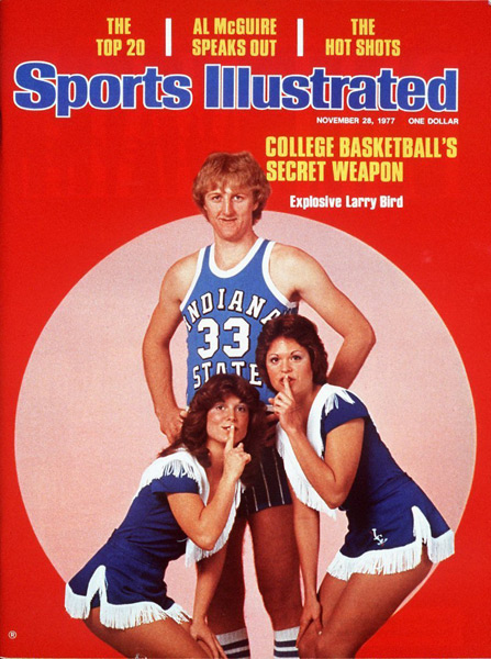 1. Larry Bird (1979) :: Lane Stewart/SI