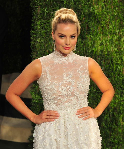 Margot Robbie :: Getty Images