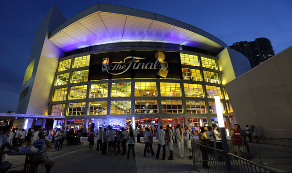 HEAT FANS WHO LEFT FINALS GAME 6 EARLY: Miami faced a five-point deficit in the final 30 seconds of a win-or-go-home Game 6 against the Spurs—and though the game had not officially ended, and the trailing home team featured both the reigning MVP and per