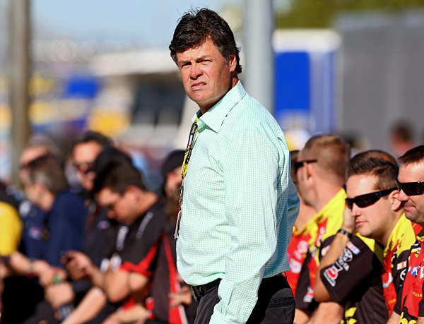 MICHAEL WALTRIP RACING: Amid allegations of race-fixing at Richmond during the final stop of the regular season, NASCAR fined Michael Waltrip Racing a whopping $300,000 (the largest fine in the organization's history), docked its teams 50 driver points