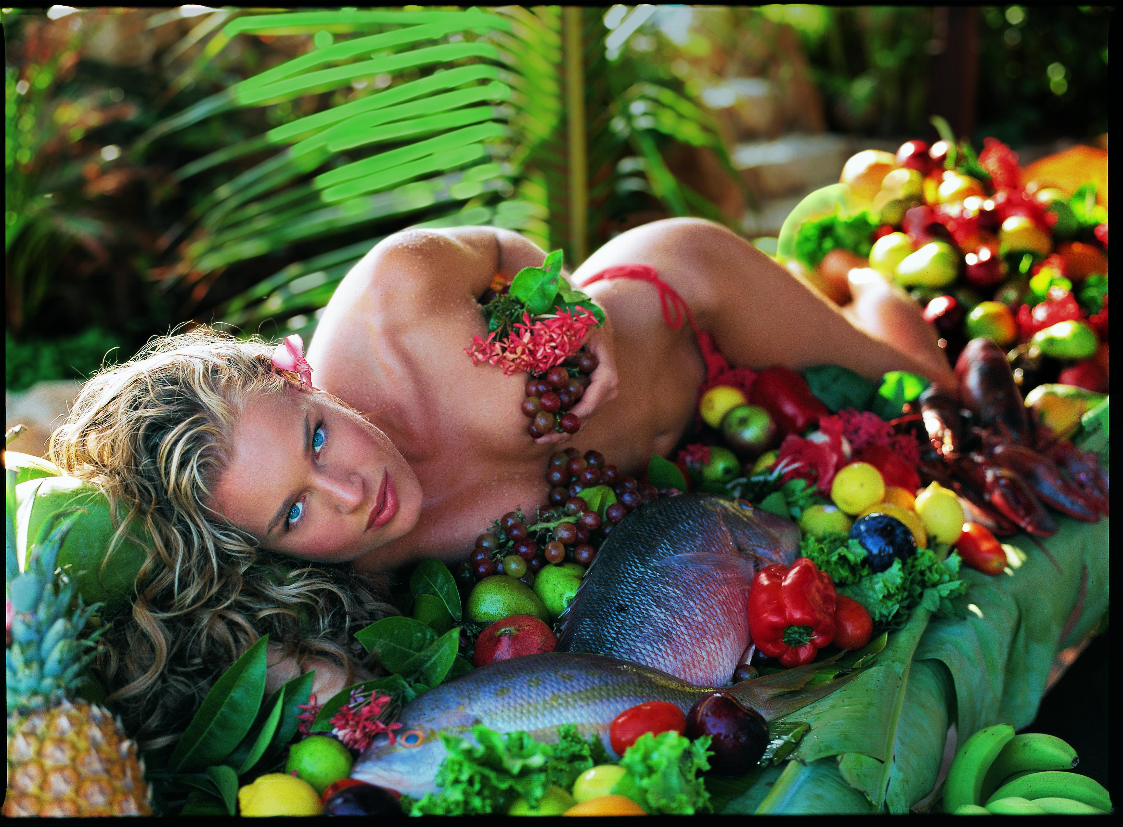 Rebecca Romijn :: Antoine Verglas/SI