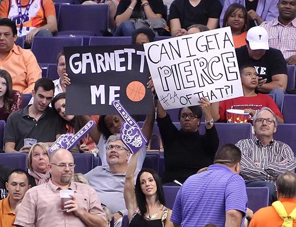 Phoenix Suns vs. Brooklyn  Nets :: Bruce Yeung Photography