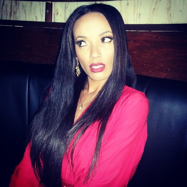 @selitaebanks: My face after i flat ironed my own hair last night. Only took me 5 hours! Smh not bad tho.