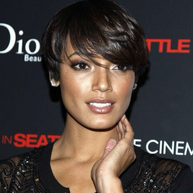@selitaebanks: Loved this haircut. #youngLita #t
