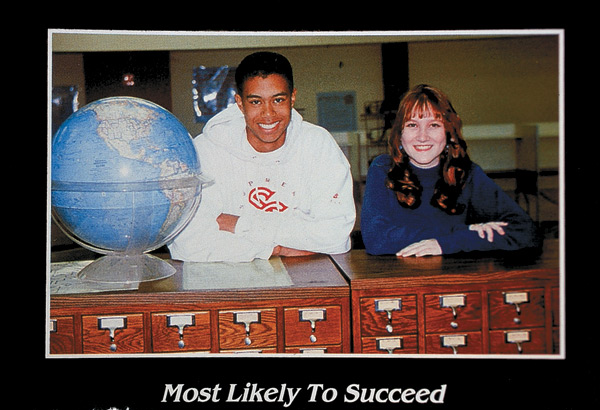 Tiger Woods, Class of '94, Western High School (Anaheim, Calif.)
