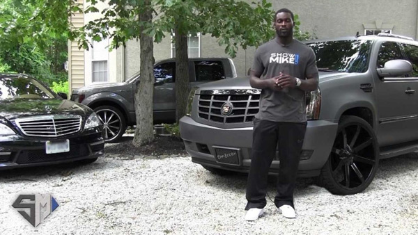 Michael Vick :: ShowMike.com