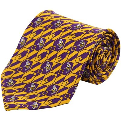 This Nexus silk tie can be a cornerstone of your wardrobe ($19.99, NFLShop.com)
