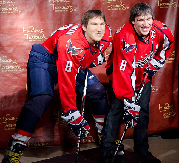 Alex Ovechkin :: Kris Connor/Getty Images