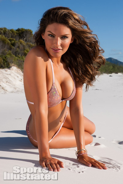 Alyssa Miller :: James Macari/SI