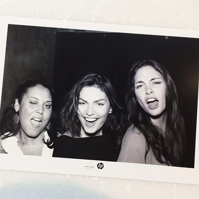 @luvalyssamiller: Photo booth fun times @354daysofsun @amybracco