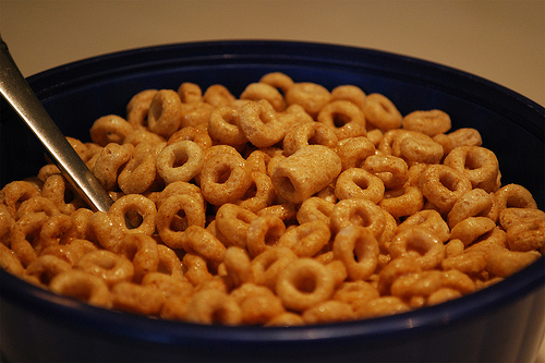 3. Cereal bowls