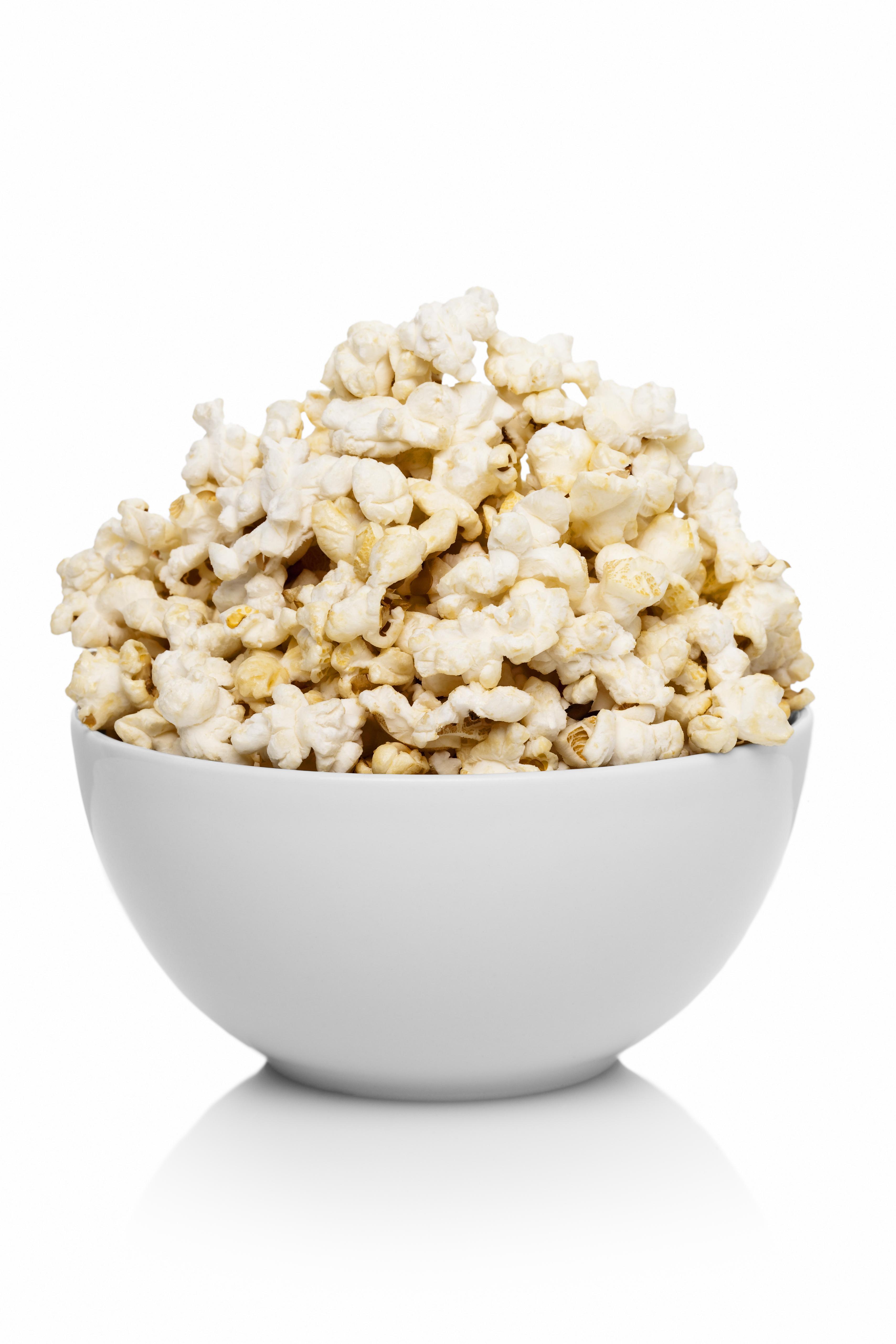 1. Popcorn bowls (via Getty Images)
