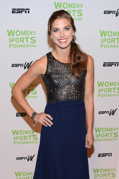 Alex Morgan :: Getty Images