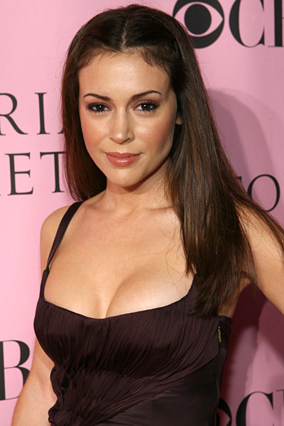 Alyssa Milano :: Getty Images