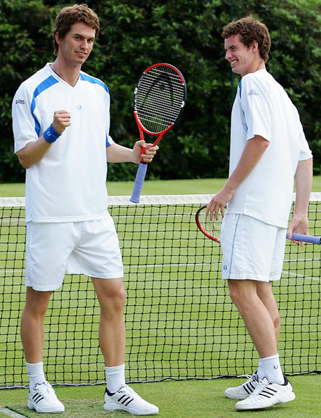Andy Murray :: Warren Little/Getty Images