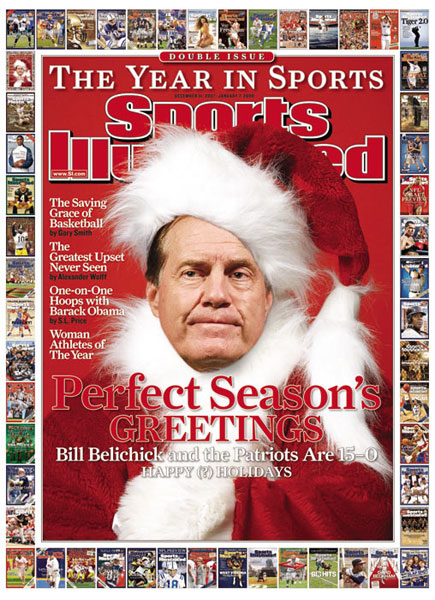 Bill Belichick :: SI Imaging