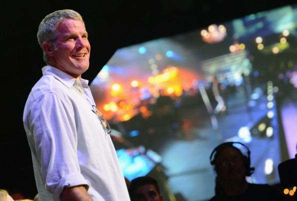 Brett Favre, 2007 (Walter Iooss Jr./SI)