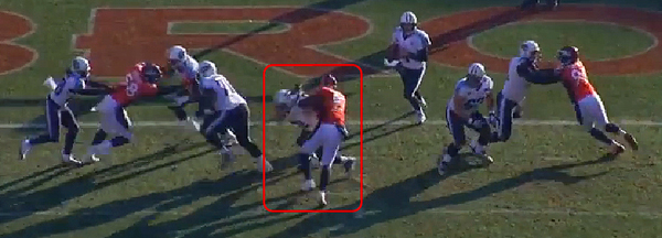 Denver Broncos vs. Houston Texans :: John Leyba/The Denver Post via Getty Images