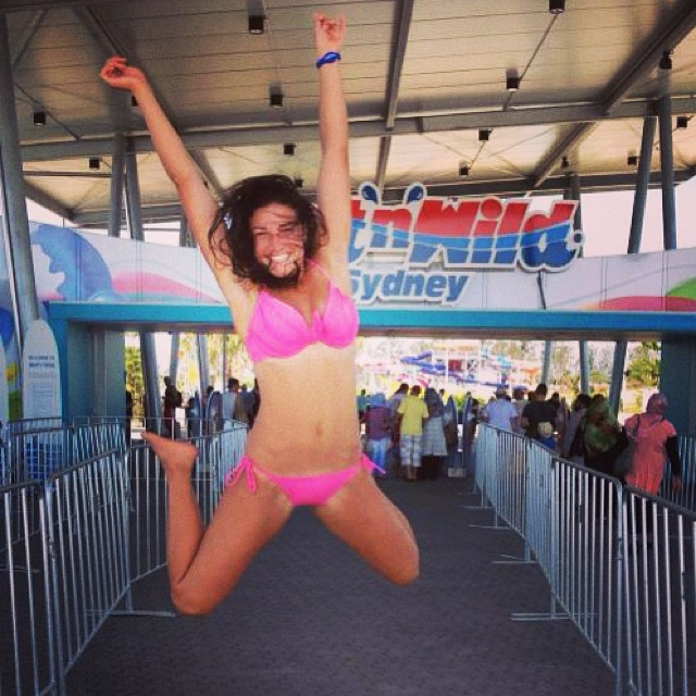 @mjenneke93: Wet 'n' Wild, Sydney!! #wetandwild #summer #sun #fun